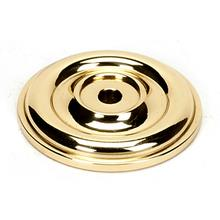 Product Image - Bella Rosette A1453 - Unlacquered Brass