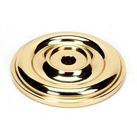 Bella Rosette A1453 - Unlacquered Brass