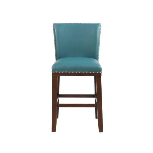 Tiffany KD Counter Chair, Peacock