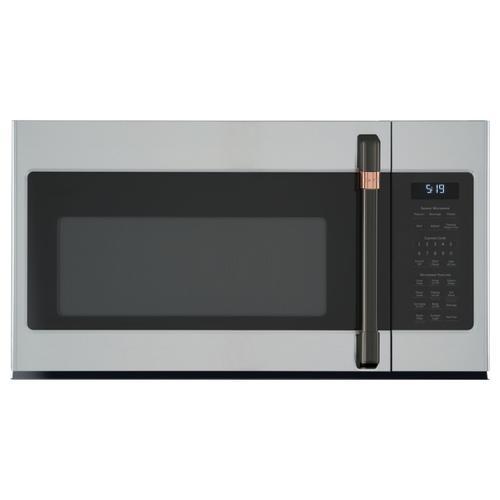 Cafe - Café™ 1.9 Cu. Ft. Over-the-Range Microwave Oven