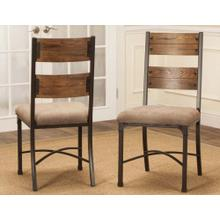 CR-W3075  Side Chair  Set of 2