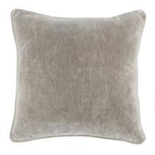 See Details - SLD Heirloom Velvet Silver 18x18