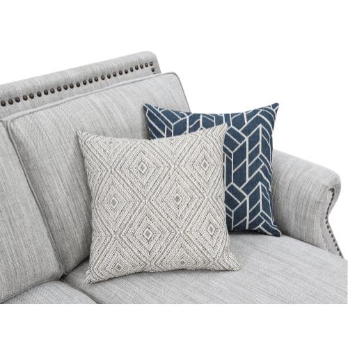Emerald Home Trilogy U4198-09-09 Chofa W/ 4 Pillows