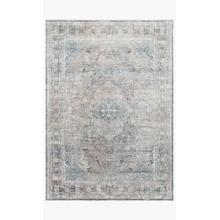 View Product - GEM-05 Silver / Blue Rug