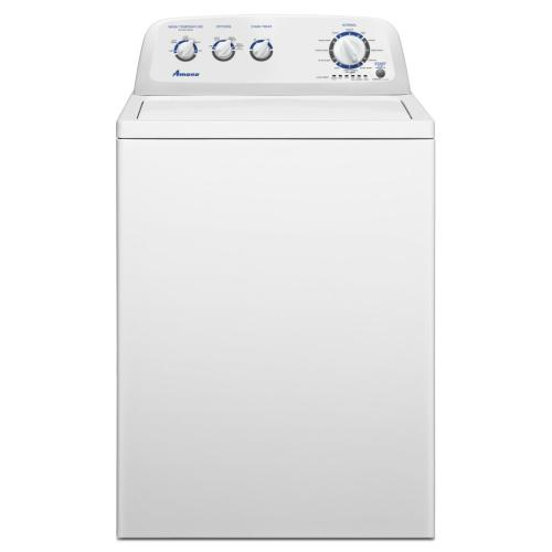 3.8 cu. ft. High-Efficiency Washer with Stainless Steel Wash Basket