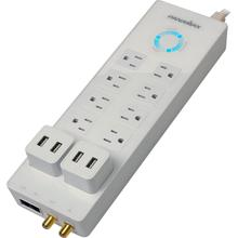 Power360 8-Outlet Floor Strip