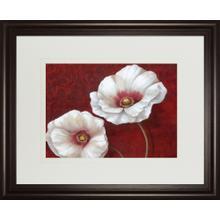 """Prized Blooms Il"" By Nan Framed Print Wall Art"