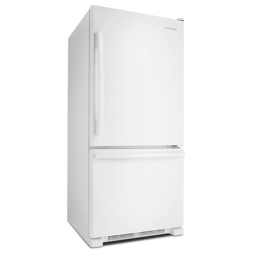 Amana® 18.5 cu. ft. Bottom-Freezer Refrigerator