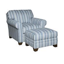 Winston Companion Chair, Winston Ottoman
