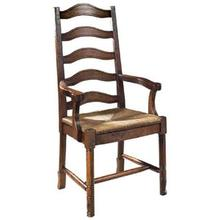 See Details - Tall Napa Ladderback Side Chair COL