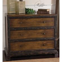 Rishi Three Drawer Chest