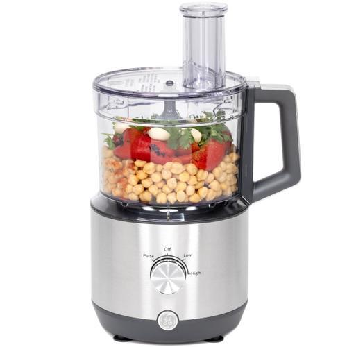 GE Appliances - GE 12-Cup Food Processor