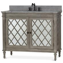 Kelley Vanity w/ Sink & Marble Top