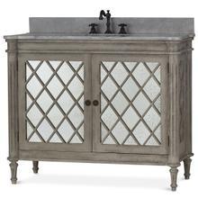 View Product - Kelley Vanity w/ Sink & Marble Top