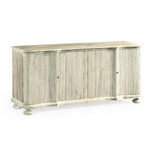 Belleville Washed Acacia Buffet