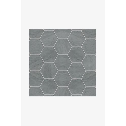 Luminaire 7cm Hexagon Mosaic in Athens Grey