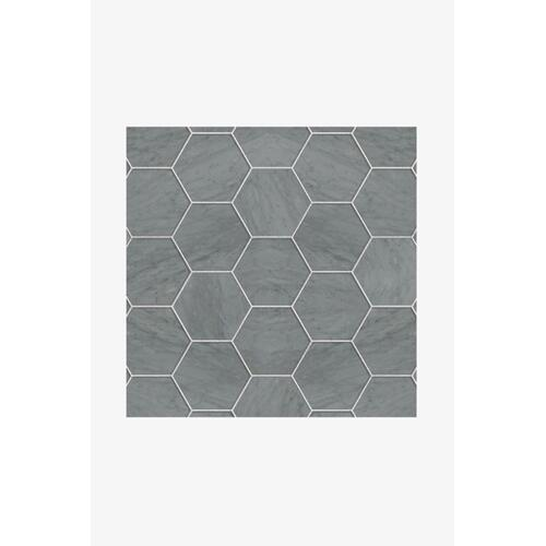 Luminaire 7cm Hexagon Mosaic in Light Emperador