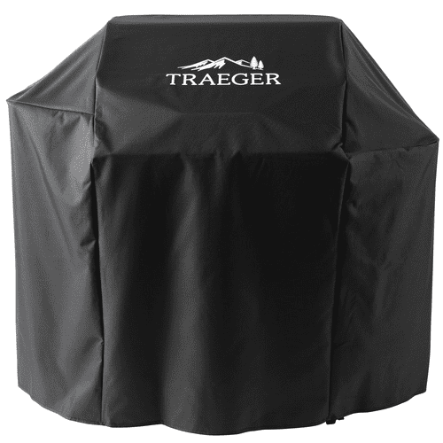 Traeger Silverton Grill Cover - Full-length