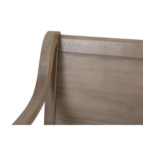 Bench w/Back