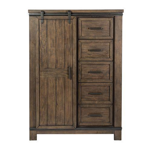 Liberty Furniture Industries - Sliding Door Chest