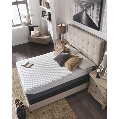 12 Inch Chime Elite California King Memory Foam Mattress In A Box