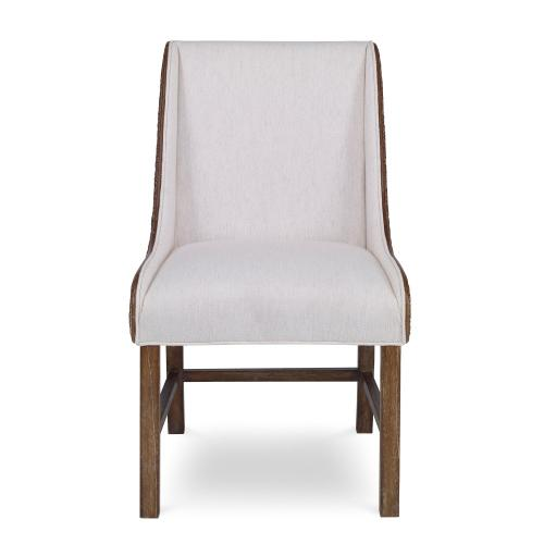Voranado Woven Side Chair - Belfast Ivor
