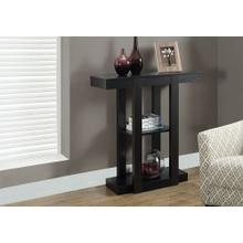 """View Product - ACCENT TABLE - 32""""L / ESPRESSO HALL CONSOLE"""