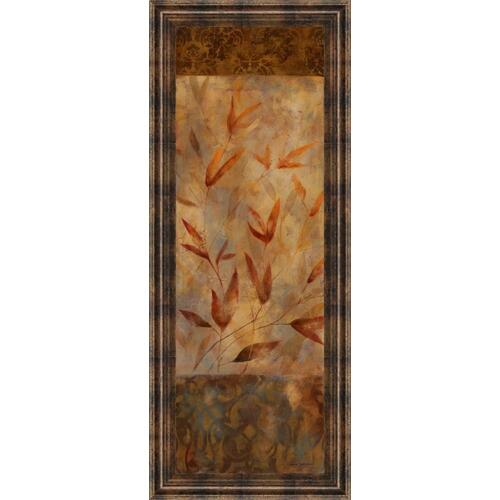 """Autumn's Allure I"" By Carol Robinson Framed Print Wall Art"