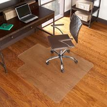 See Details - 36'' x 48'' Hard Floor Chair Mat with Lip