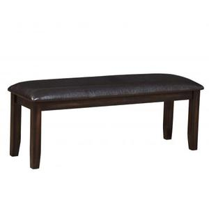 Ally Bench, Antique Charcoal