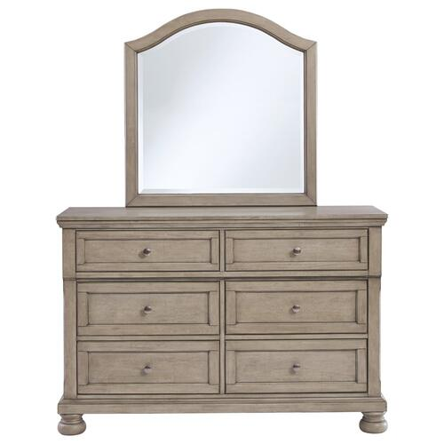 Lettner Dresser and Mirror
