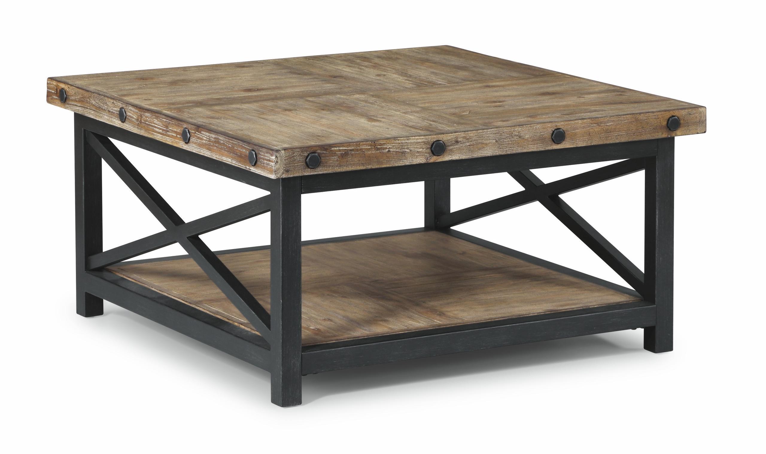 FlexsteelCarpenter Square Coffee Table
