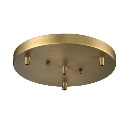 211-BB - 3 LIGHT PAN ACCESORY