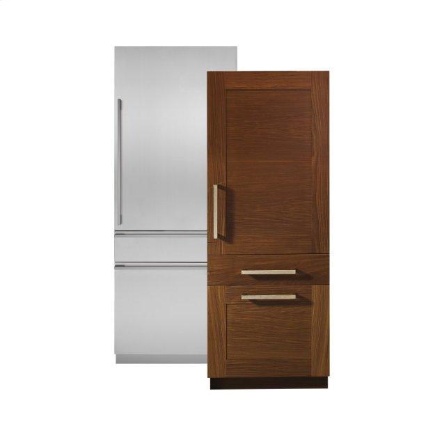 "Monogram Monogram 30"" Integrated Customizable Refrigerator (for Single or Dual Installation)"