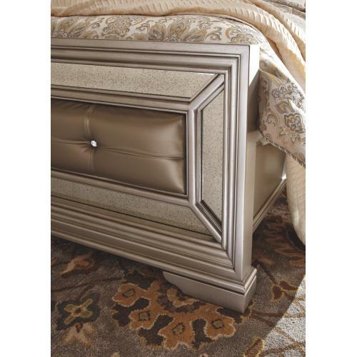 Birlanny King Panel Bed