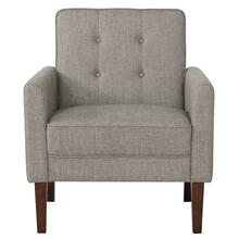 Joyce Accent Chair in Grey