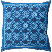 "Indigo Blues ID-011 18""H x 18""W"