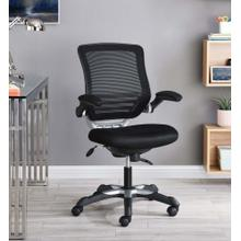 Edge Mesh Office Chair in Black