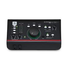 JBL M-Patch Active-1 Precision Monitor Control Plus Studio Talkback and USB Audio I/O
