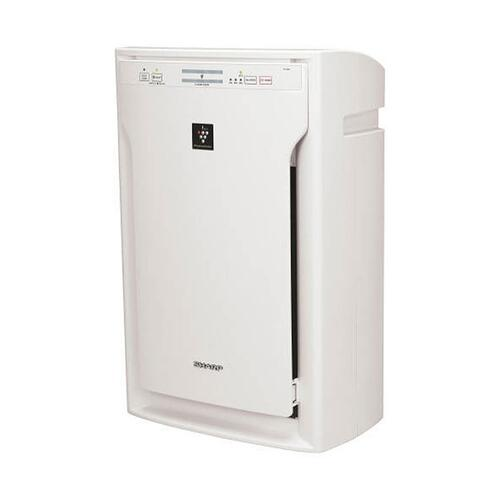 Sharp - Sharp True HEPA Air Purifier with Plasmacluster Ion Technology for Extra-Large Rooms