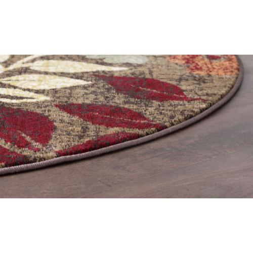 Tayse Rugs - Deco - DCO1308 Brown Rug (Multiple sizes available)