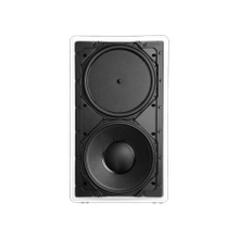 See Details - Fully Enclosed In-Wall Subwoofer