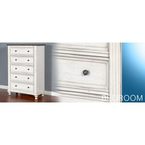Gallery - Carriage House 5 Drawer Chest