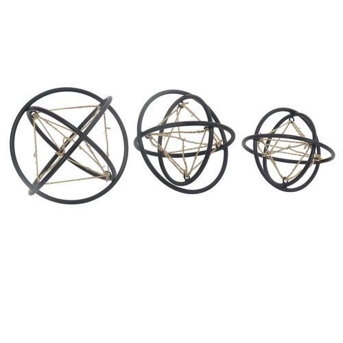 Crestview Collections - THREE SPHERES