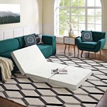 See Details - Relax 31 x 75 x 4 Tri-Fold Mattress Topper