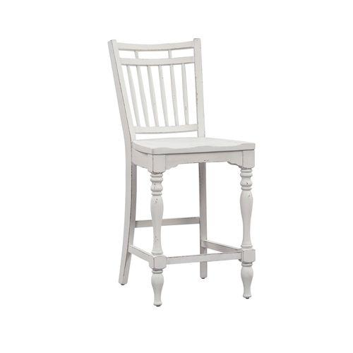 Spindle Back Counter Chair (RTA)