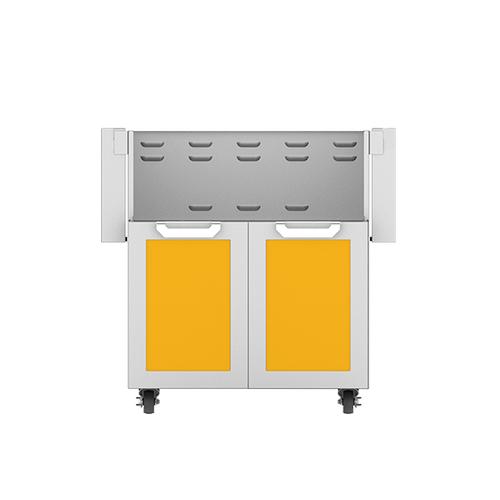 """Hestan - 30"""" Hestan Outdoor Tower Cart with Double Doors - GCD Series - Sol"""