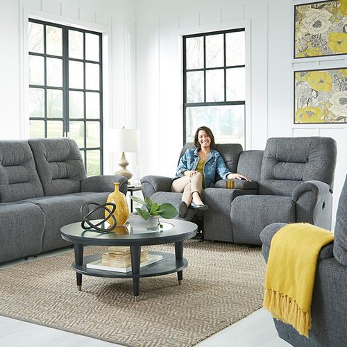 UNITY LOVESEAT Power Reclining Loveseat