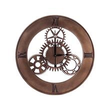 INDUSTRIAL COG WALL CLOCK