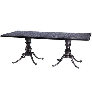 Gensun Casual Living - Regal Dining Table Base - Welded